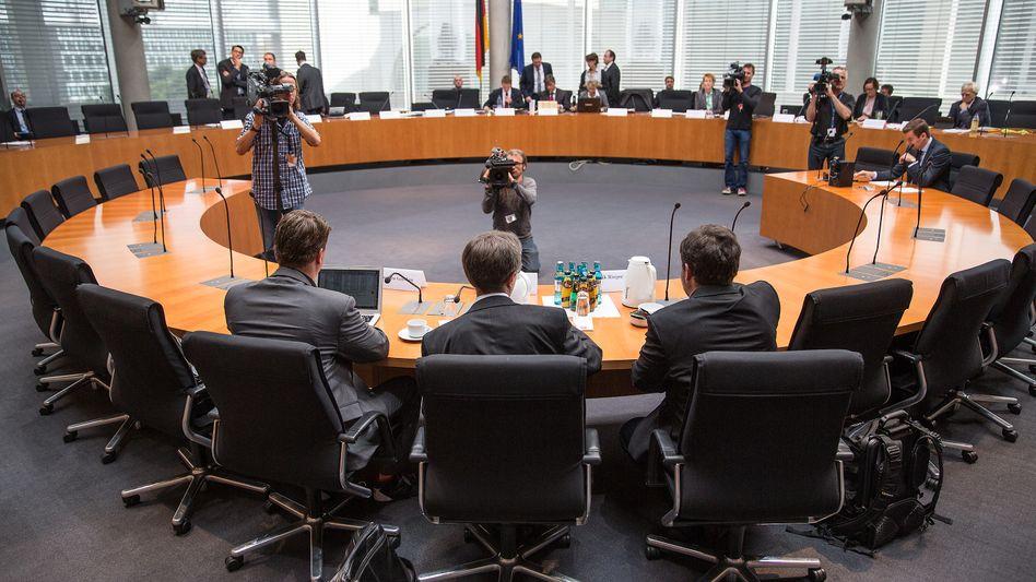 NSA-Untersuchungsausschuss (Archivbild)