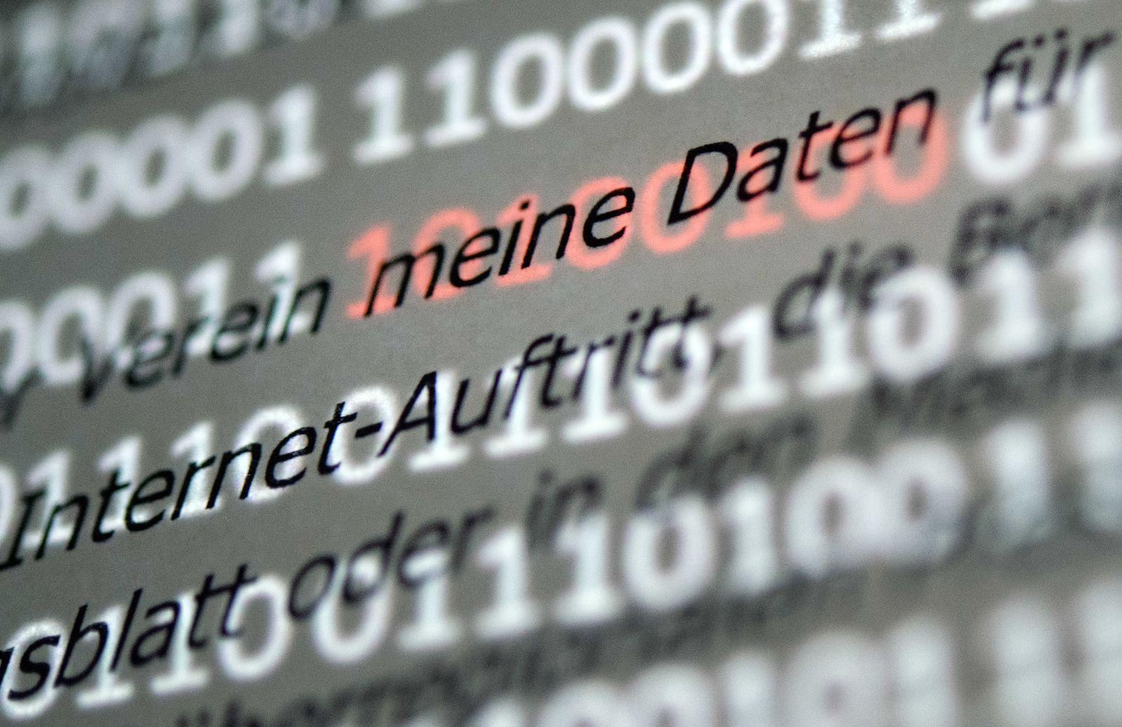 EU-Datenschutzregeln/ DSGVO