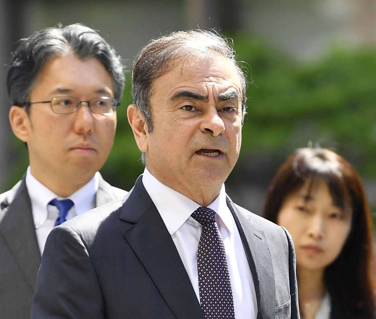 Affäre um Ex-Topmanager Ghosn zieht bei Renault weitere Kreise