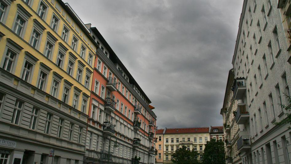 Berliner Stadtteil Prenzlauer Berg: Unterschiedlich hohe Obergrenzen