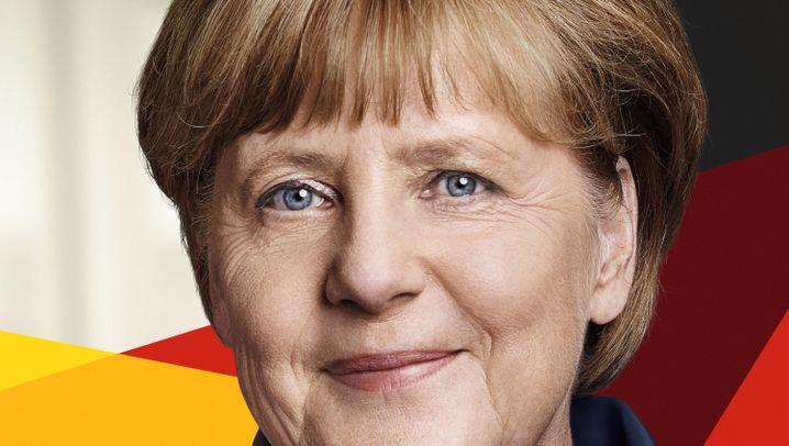Bundestagswahl: Köpfe und Kleingedrucktes - Die Plakate der Parteien