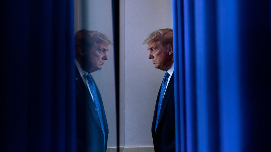 Donald Trump (Archivbild)