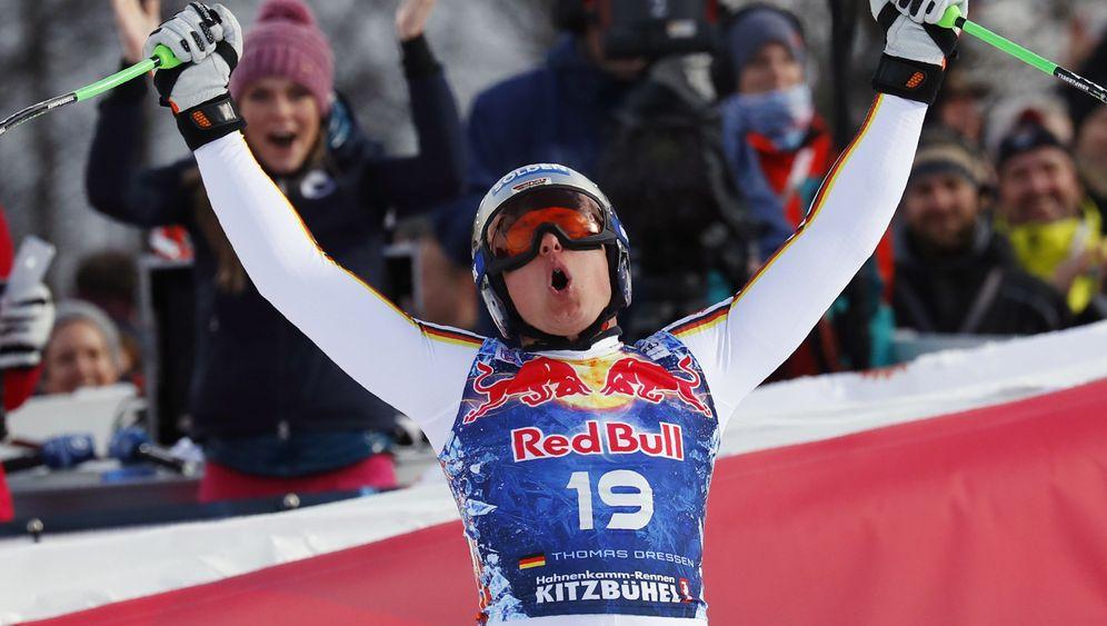 Ski-Sensation am Hahnenkamm: Der Ferstl-Erbe