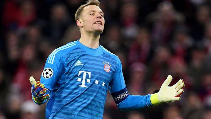 Bayern München in der Einzelkritik: Wo war Lewandowski?