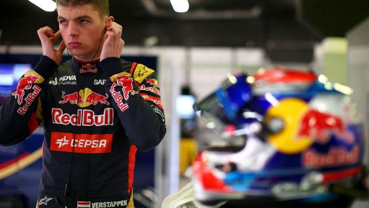 Formel-1-Piloten: Auf Papas Spuren