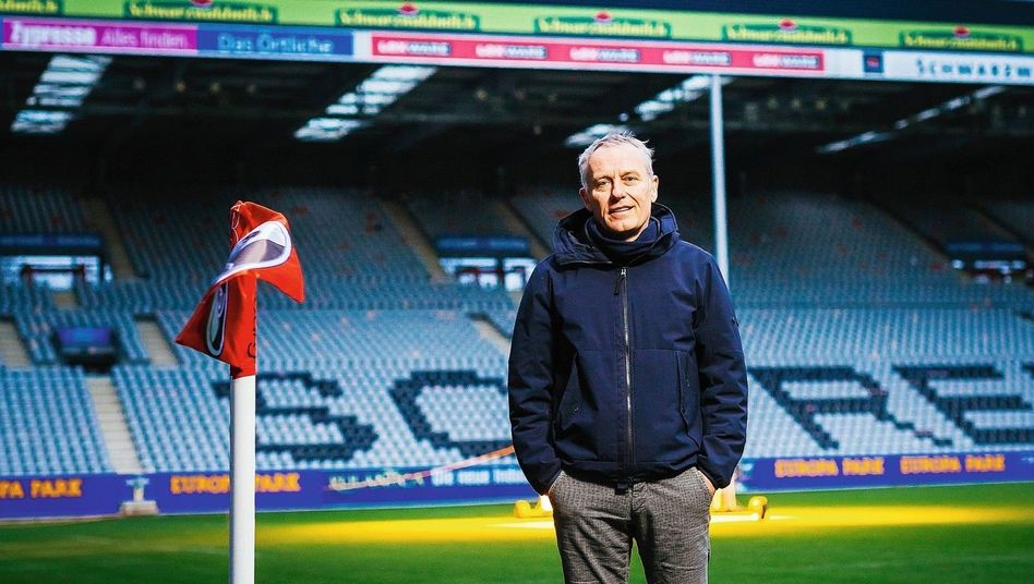 """Fußballlehrer Streich:""""Es war nicht meine Absicht, Bundesligatrainer zu werden"""""""