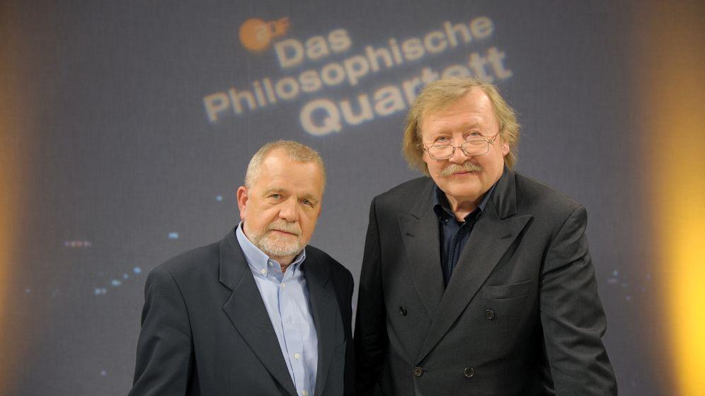 """Streit der Fernsehphilosophen: Precht, der """"Popularisator"""""""