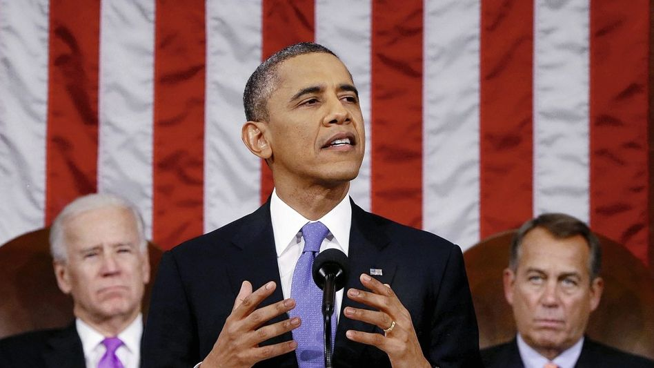 US-Präsident Obama: Die freie Welt soll sich zu einem Handelsblock zusammenschließen
