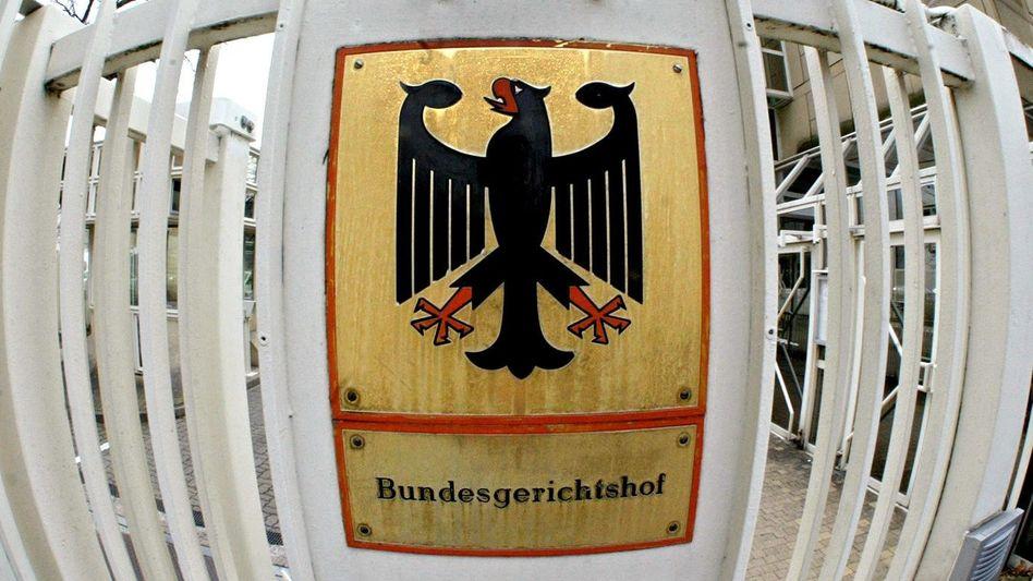 Bundesgerichtshof (BGH) in Karlsruhe: Er sagt das richtige - aber kaum einer hört zu