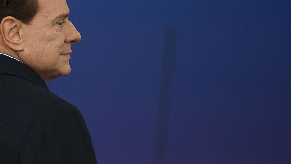 Italian Prime Minister Silvio Berlusconi is losing support in Rome -- and elsewhere.