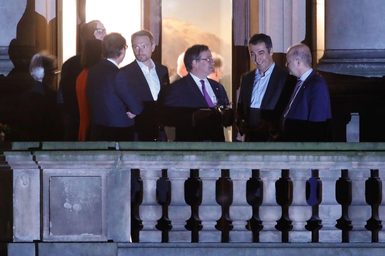 GERMANY-POLITICS-PARTIES-COALITION-TALKS