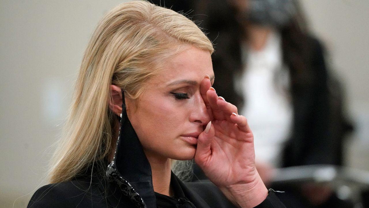 Paris Hilton über ihre Internatszeit: »Ich bin der Beweis, dass Geld nicht vor Missbrauch schützt« - DER SPIEGEL