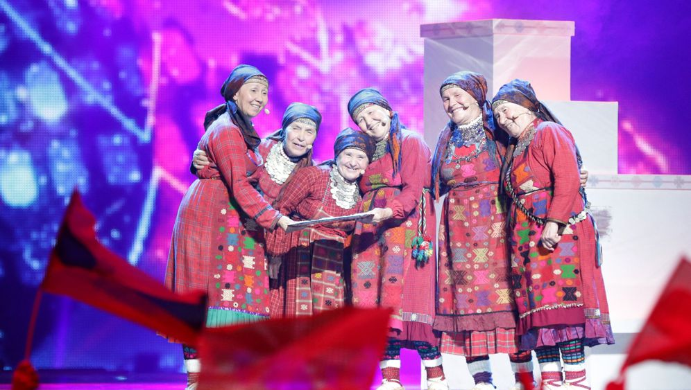 Photo Gallery: Eurovision's First Semi-Finalists