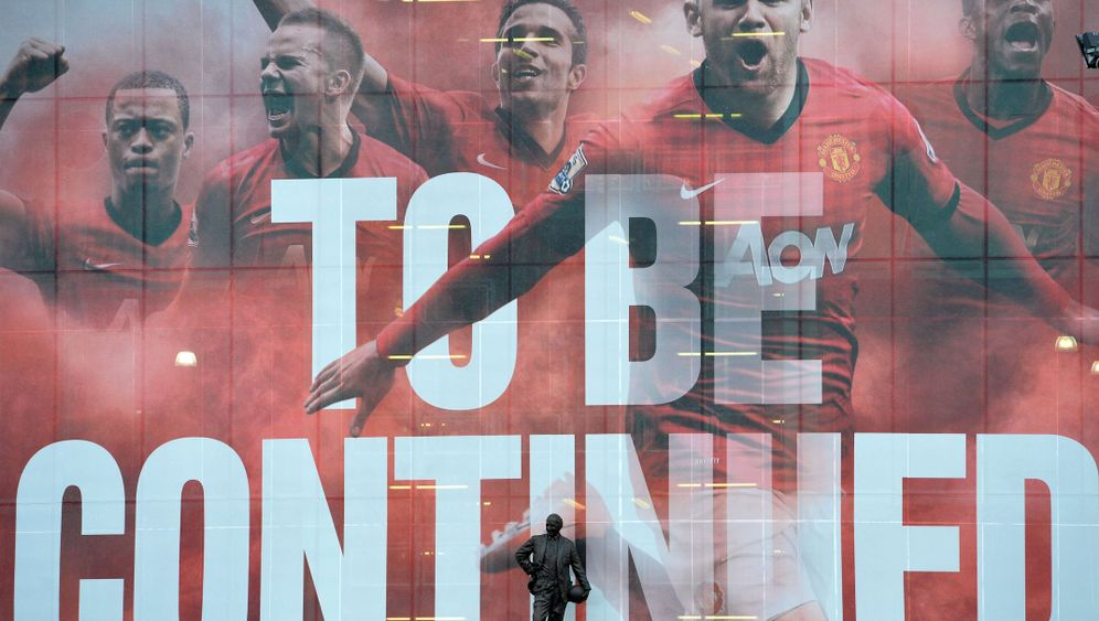 Manchester United: Tag der Legenden im Old Trafford