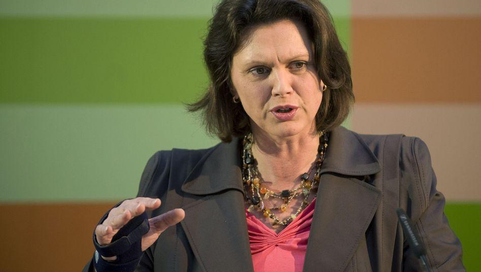 Ilse Aigner: Kritik am Datenhunger von Web-Giganten wie Google und Facebook