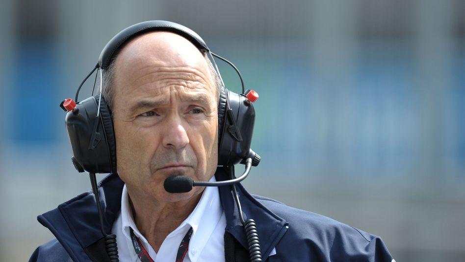 """F-1-Teamchef Sauber: """"Eine der schwierigsten Situationen"""""""