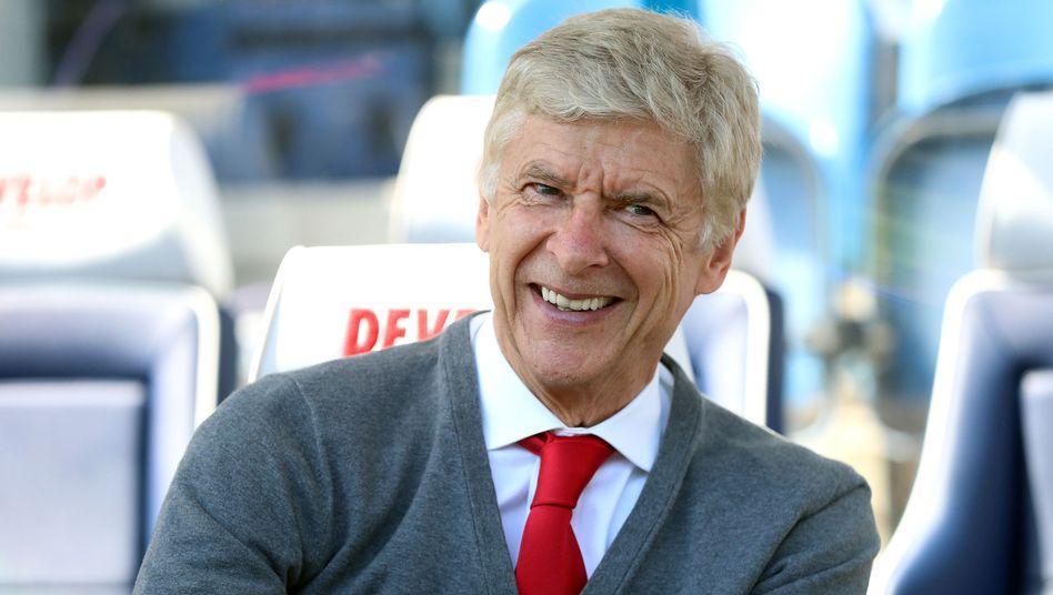 Arsène Wenger: Wer hat wen angerufen?