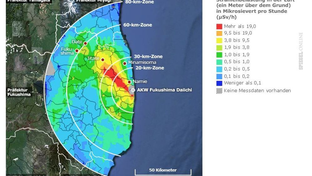 Das Leben nach Fukushima: Entseuchung der Heimat