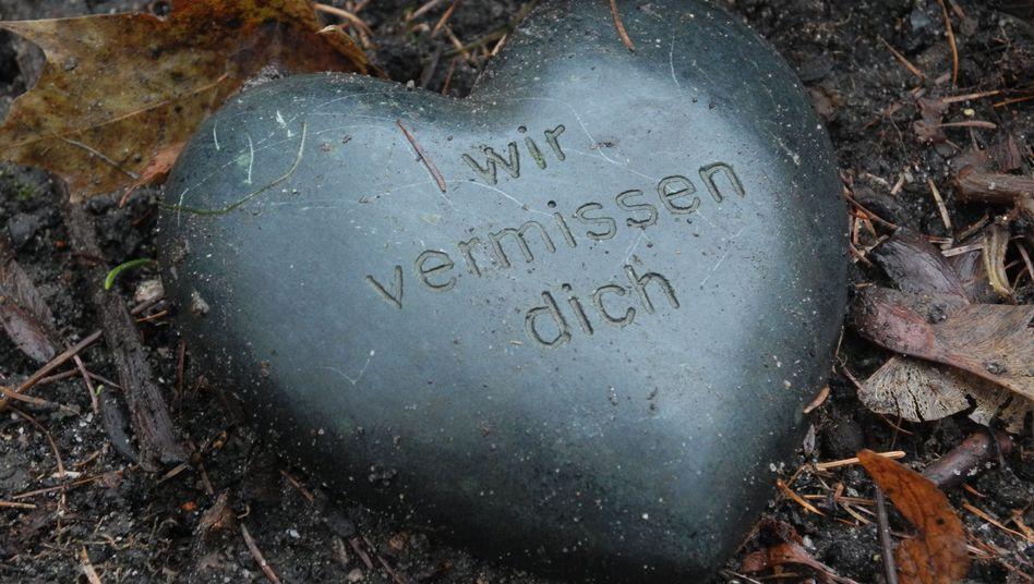 Grab in Hamburg: 868.356 Menschen starben 2014 in Deutschland