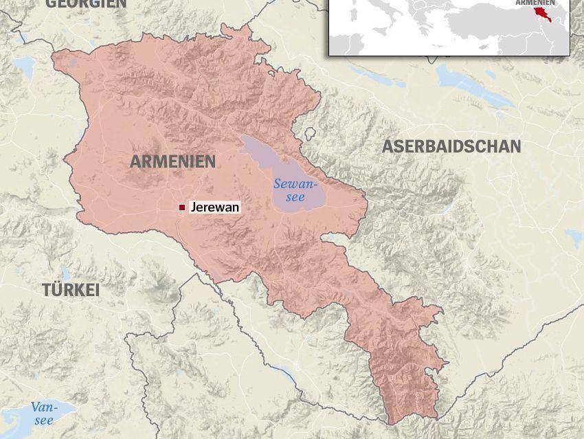 Volkermord An Den Armeniern Der Konflikt Erklart In Funf Minuten Der Spiegel