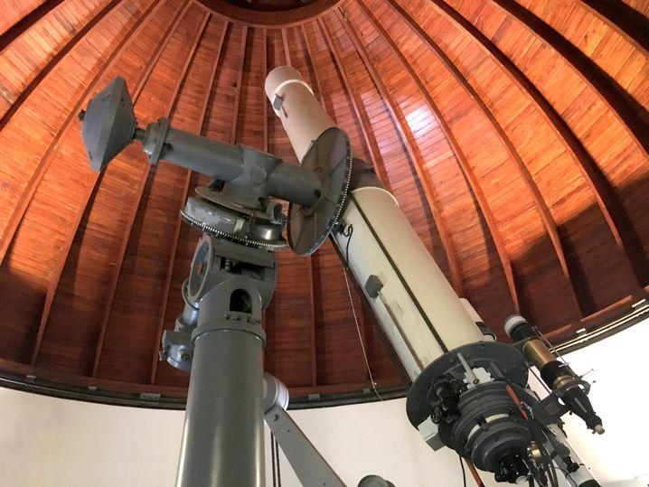 Vatikan-Observatorium: Geforscht wird längst woanders - und zwar in Arizona