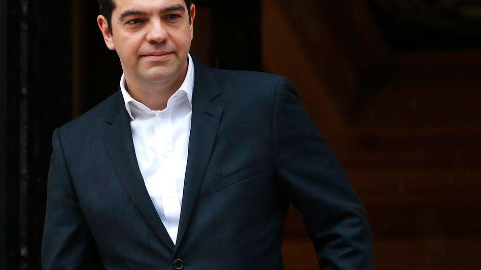 Alexis Tsipras: teure Versprechen