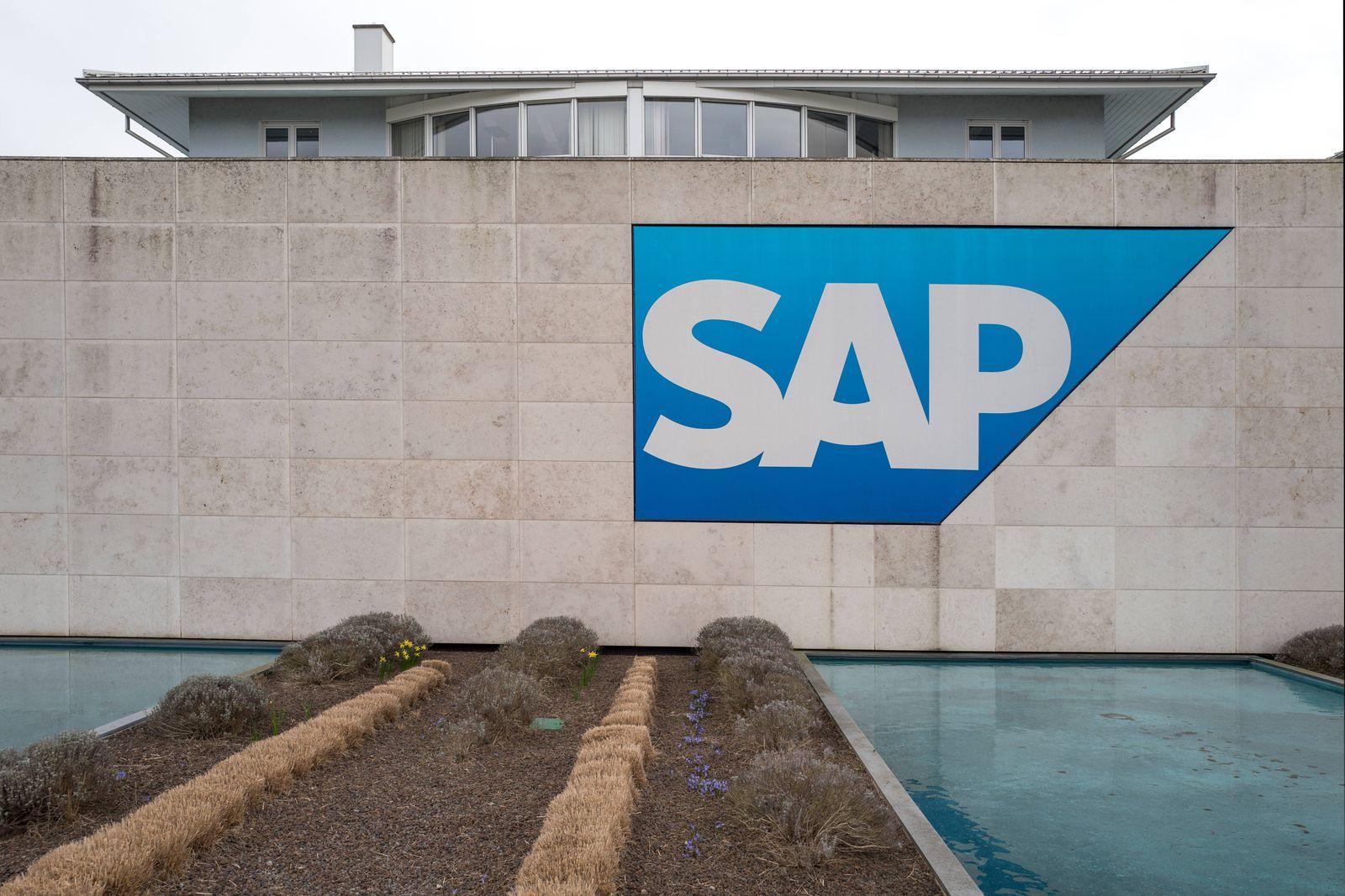 SAP Deutschland SE Hauptquartier in Walldorf 14.03.2020, Walldorf GER - SAP Deutschland SE Hauptquartier in Walldorf, W