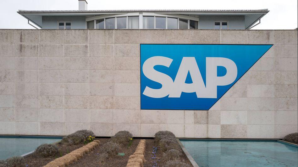 SAP-Zentrale in Waldorf: Gutachten zur Unterschrift angefertigt