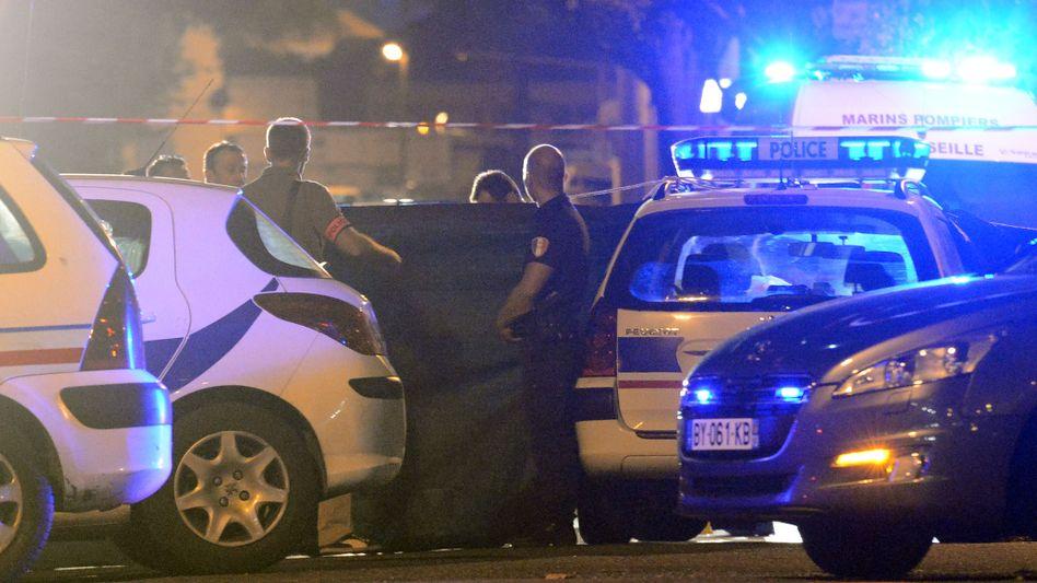 Ermittler nach der Schießerei im Norden von Marseille: Das 19. Opfer in acht Monaten