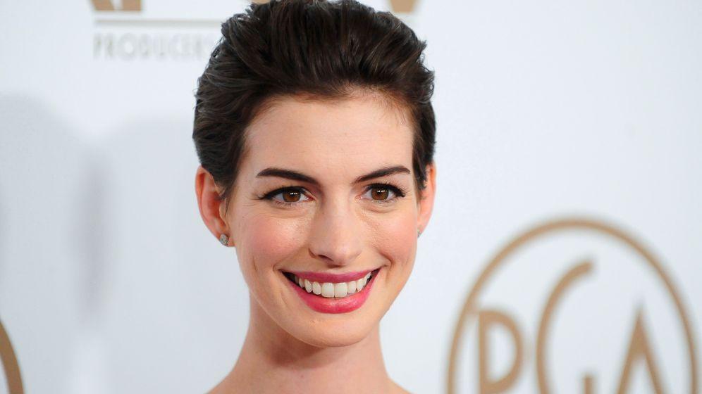 Anne Hathaway: Hathahaters-Hasskampagne gegen Oscar-Gewinnerin - DER SPIEGEL