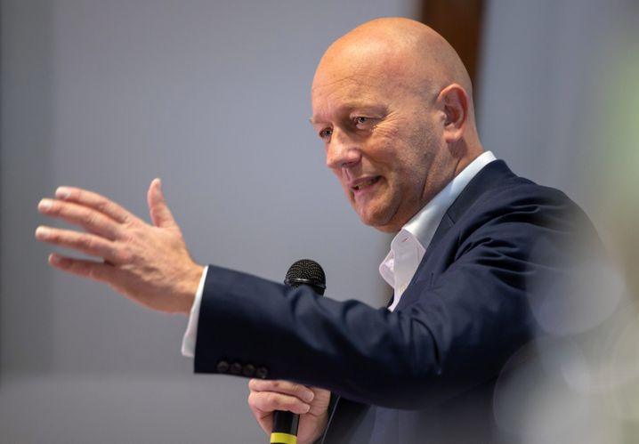 Thüringens FDP-Chef Kemmerich