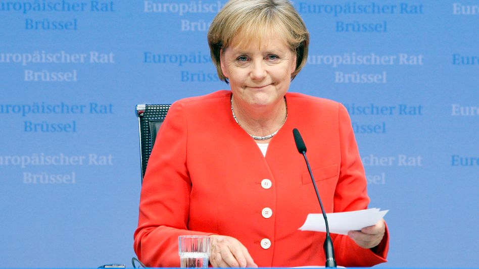 German Chancellor Angela Merkel didn't get everything she wanted in Brussels on Thursday.