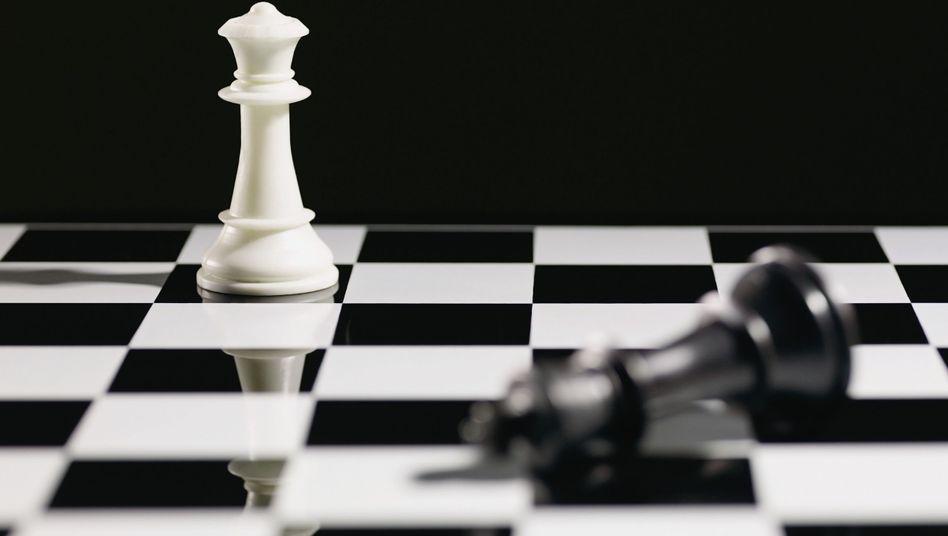 Schachbrett: Wenn Mensch auf Computer trifft, ist der Ausgang meist klar