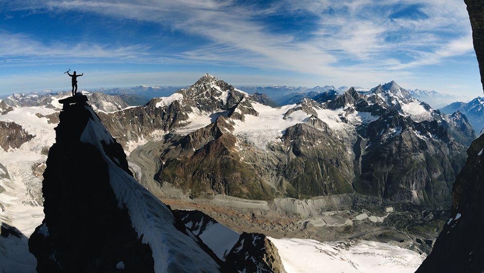 Alpine Gratwanderungen: Bergrücken, die entzücken