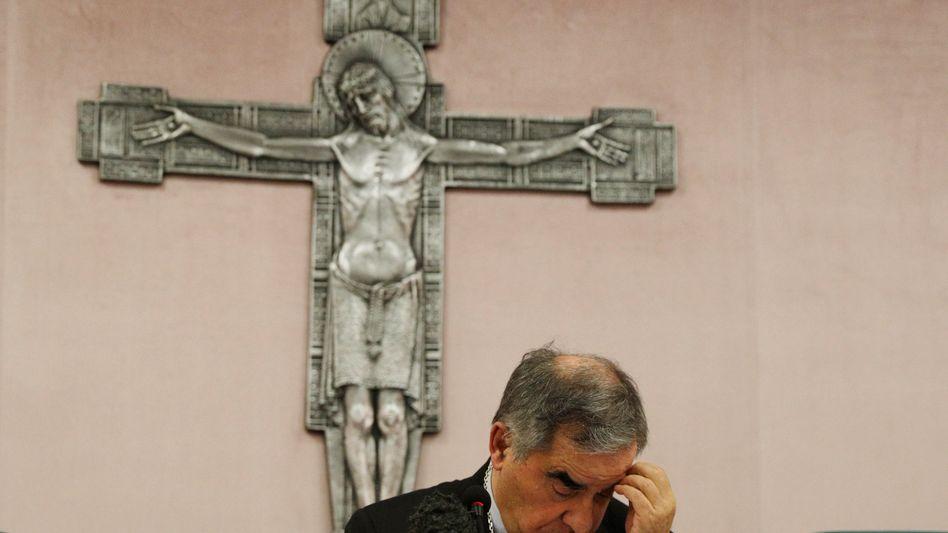 Kardinal Angelo Becciu (Archivbild): Er musste von seinem Posten zurücktreten