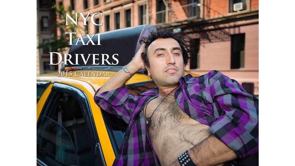 NYC Taxi Drivers Calendar: Lustiger als die Pirelli-Models