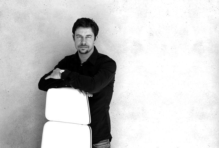 Sören Jungclaus ist Chefdesigner der Hadi Teherani AG