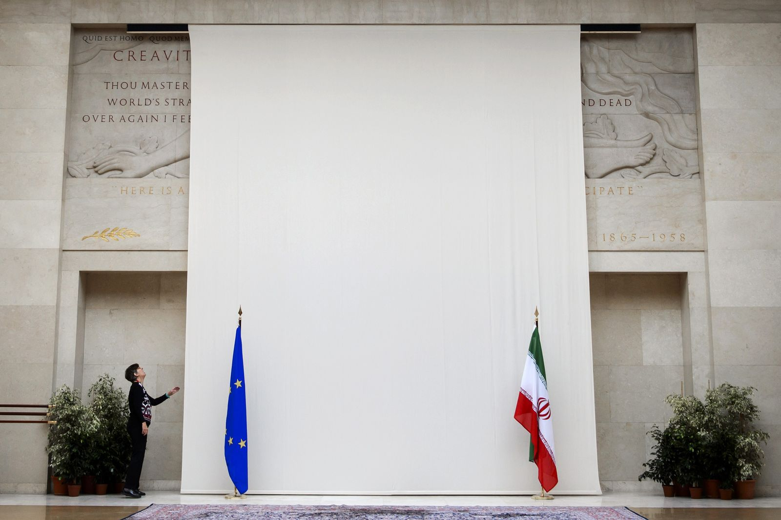 Iran / Atomverhandlungen / Genf