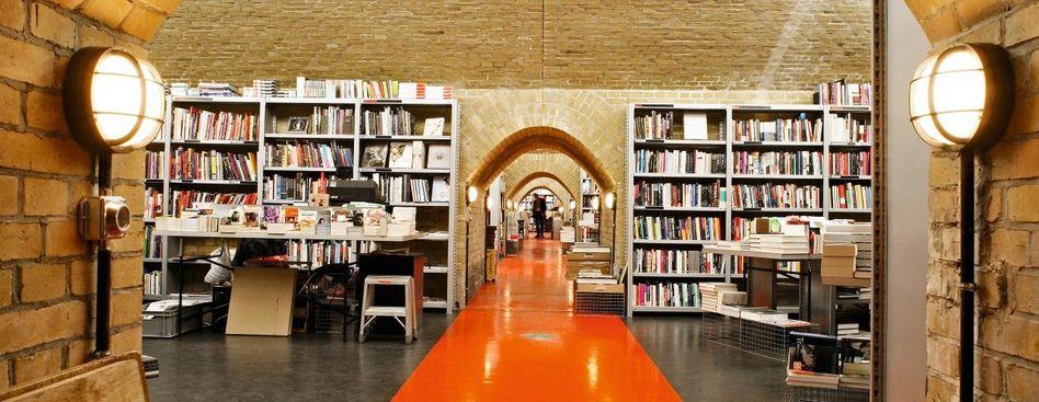 Buchhandlung in Berlin