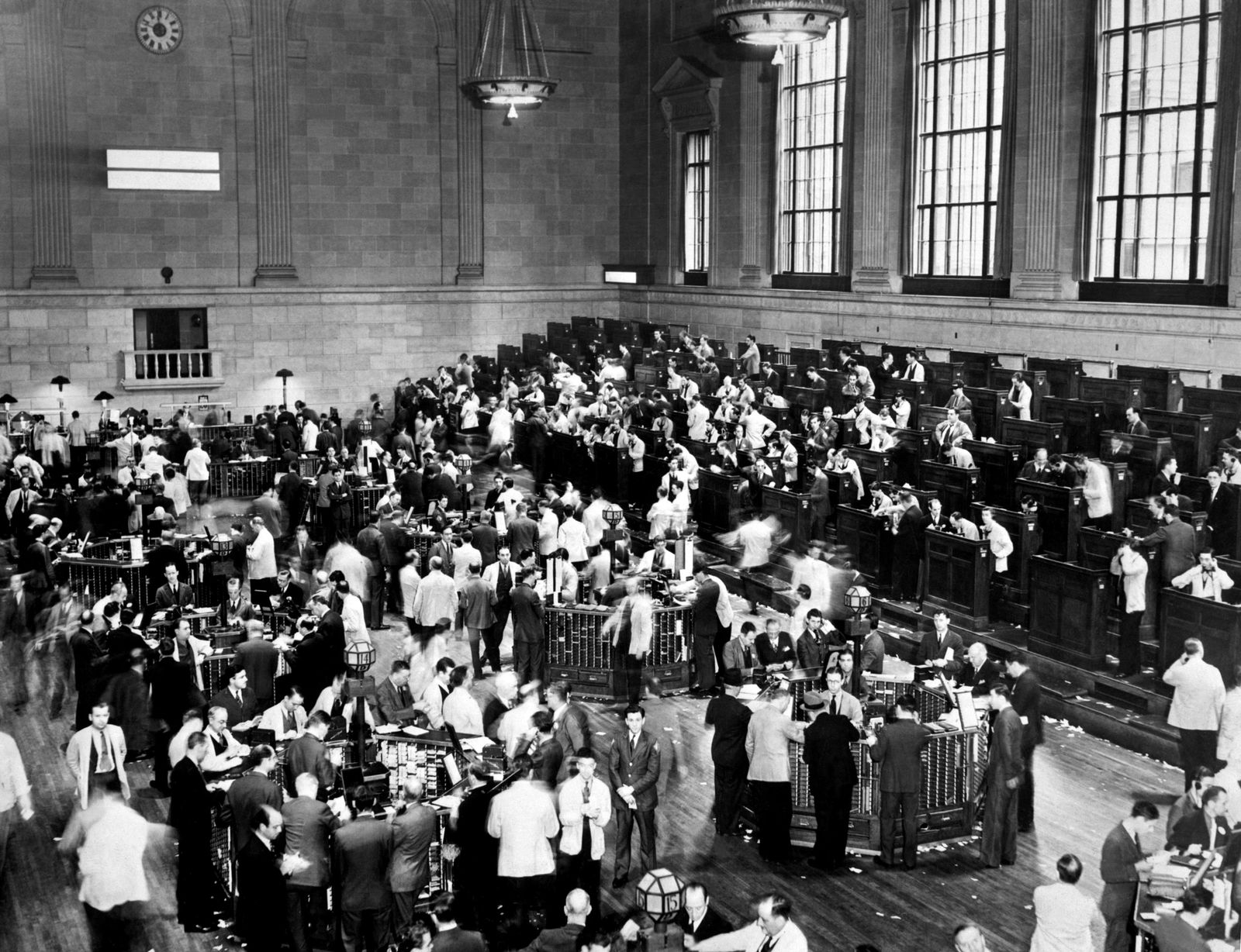 Wall Street / 1929