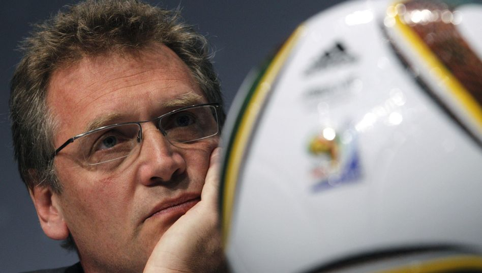 """Fifa-Generalsekretär Valcke: """"Den Fußball so erhalten, wie er ist"""""""