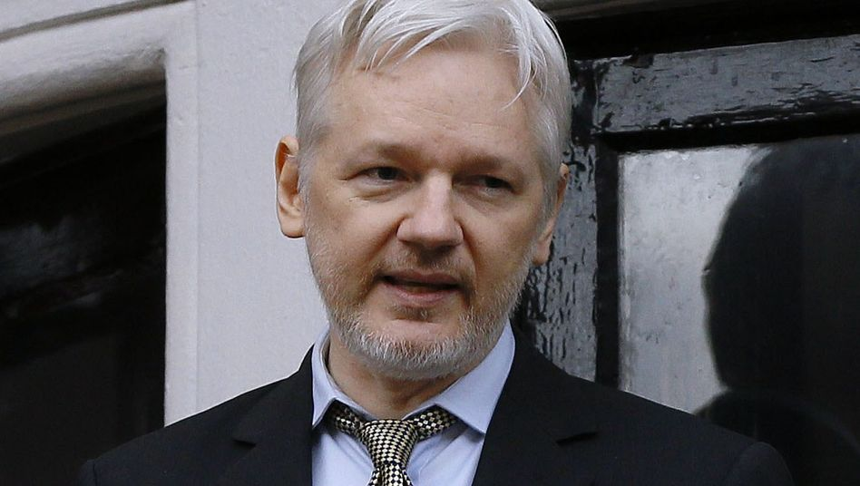 Julian Assange (Archivfoto)