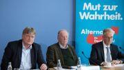 AfD-Bundesvorstand setzt Leiter der Arbeitsgruppe »Verfassungsschutz« ab