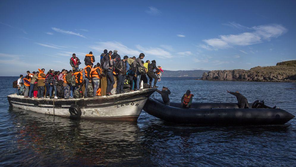 Flüchtlinge: Frauen und Kinder auf der Flucht