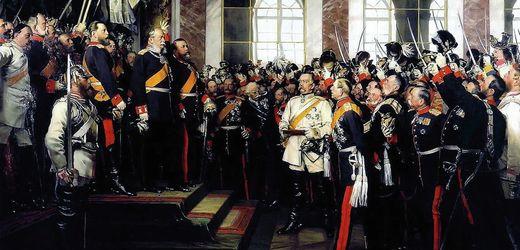 Reichsgründung 1871 - 150 Jahre danach: Es gibt sie, die deutsche Nation