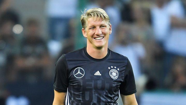 Schweinsteigers Abschiedsspiel: Der Kapitän tritt ab