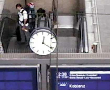 Verdächtiger Kofferbomber im Kölner Hauptbahnhof: Anschläge verschoben