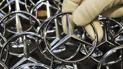 Daimler setzt Produktion in europäischen Werken aus