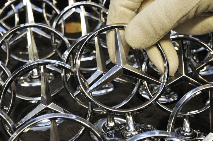 Daimler sieht sich für Neustart finanziell gewappnet
