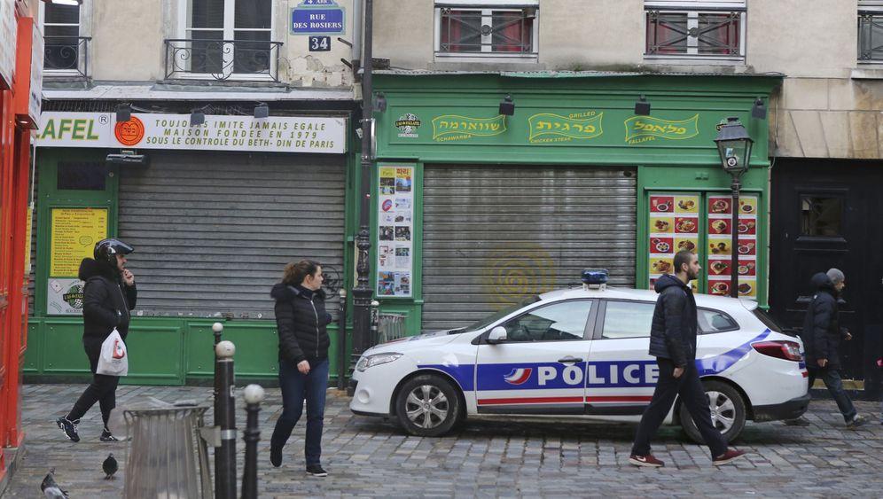 Juden in Paris: Mehr Schutz, mehr Angst